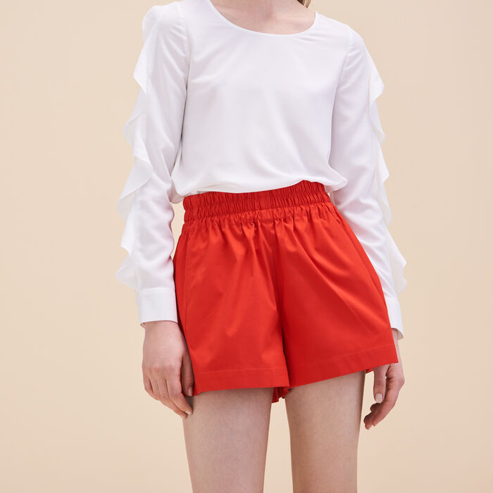 Floaty shorts -  - MAJE