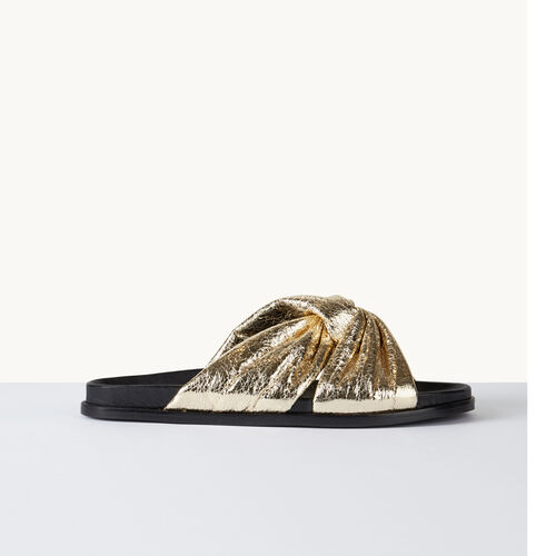 Flat sandals - Shoes - MAJE