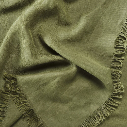 Cotton blend  shawl - Scarves - MAJE