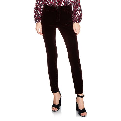 Velvet 5-pocket jeans - Jeans - MAJE