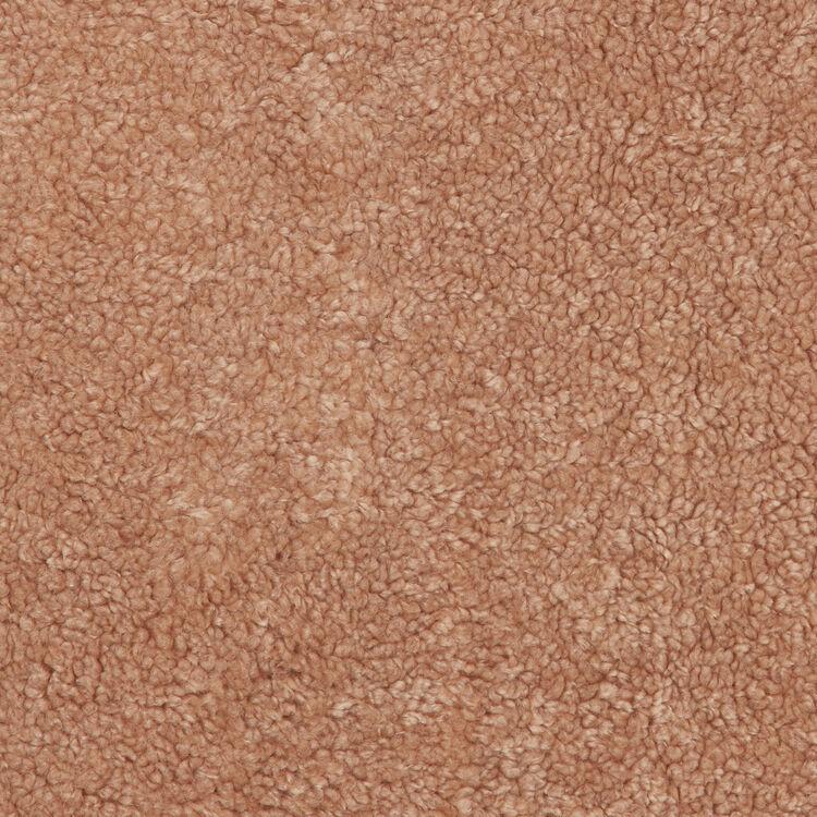 Oversize shearling coat : Coats color Camel