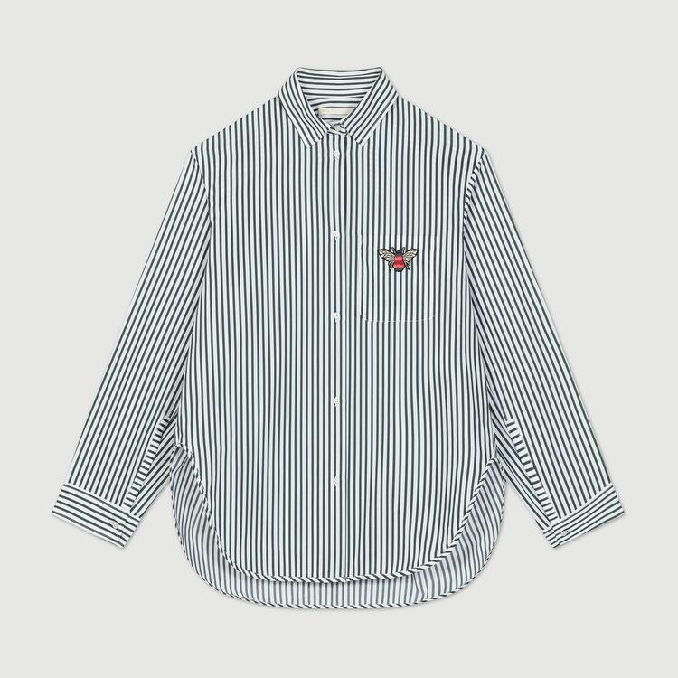 Striped shirt : Shirts color Stripe