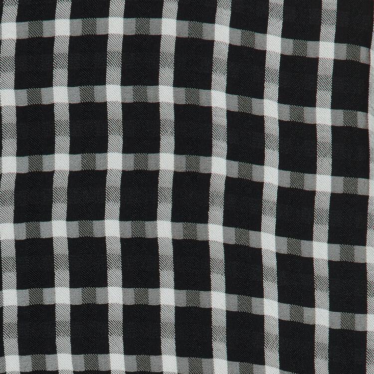Plaid teddy : Jackets color CARREAUX