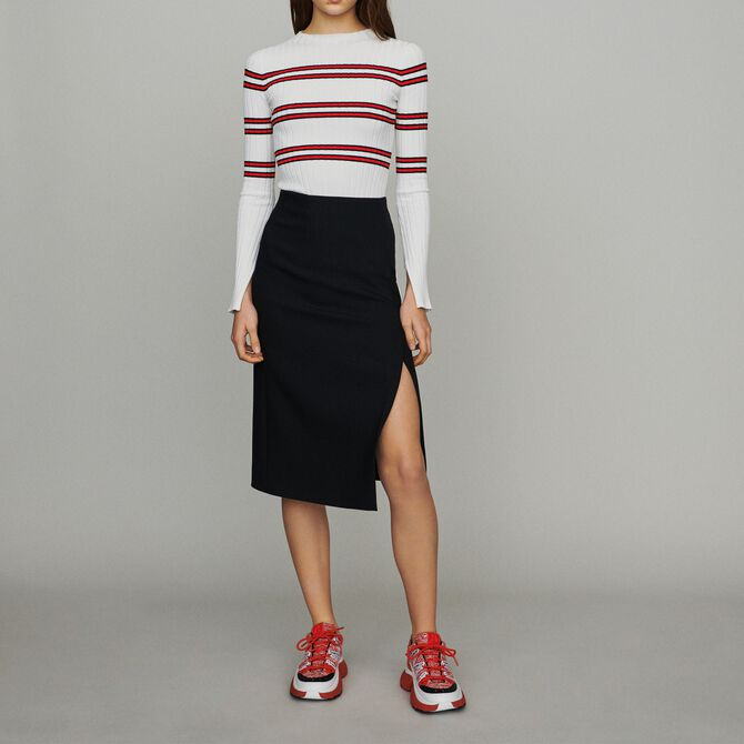 Pencil skirt - See all - MAJE