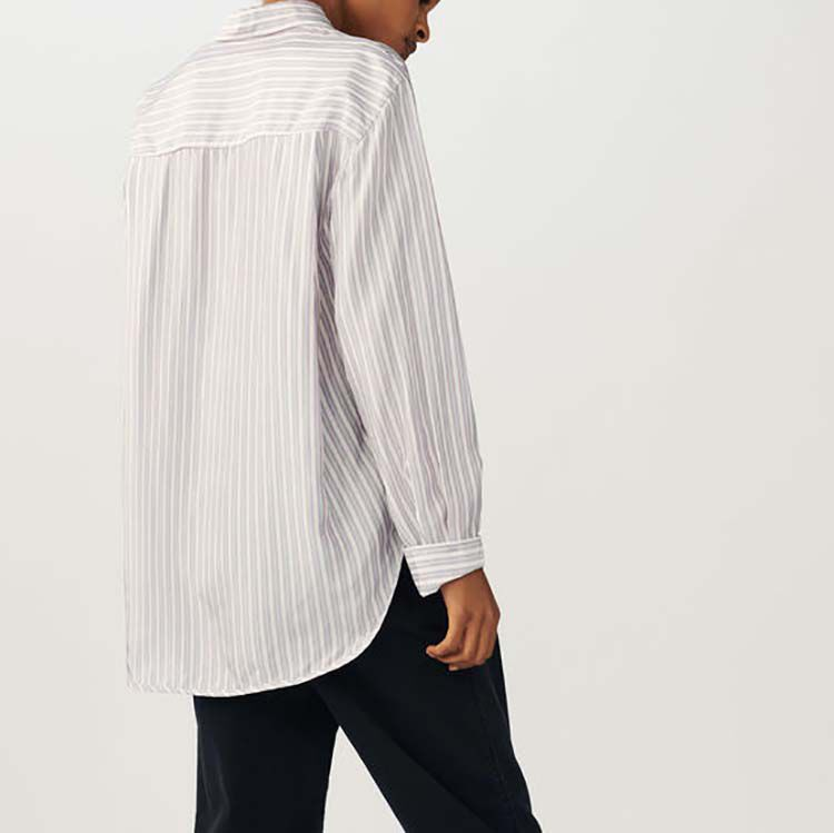 Striped shirt : Shirts color Stripe