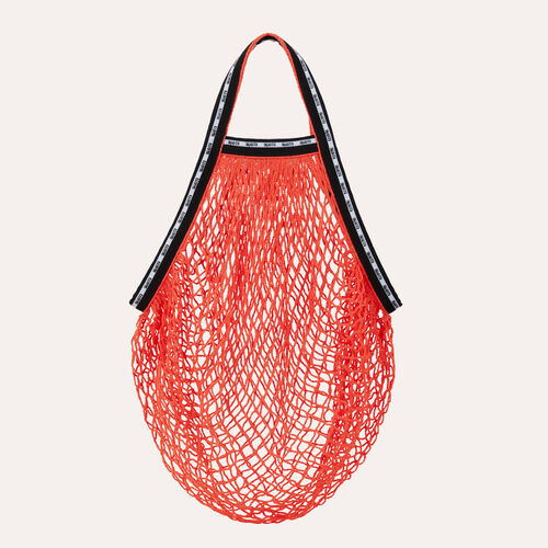 Fisher bag : M bag color Orange