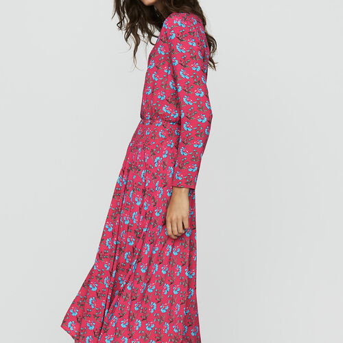 Long printed dress : Ready to wear color PRINTED