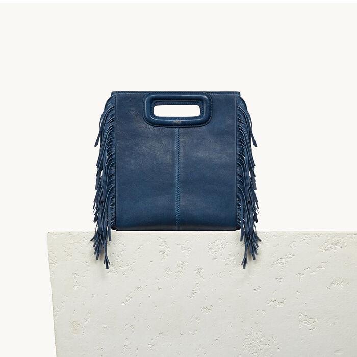 Lambskin M bag - Last Sizes - MAJE