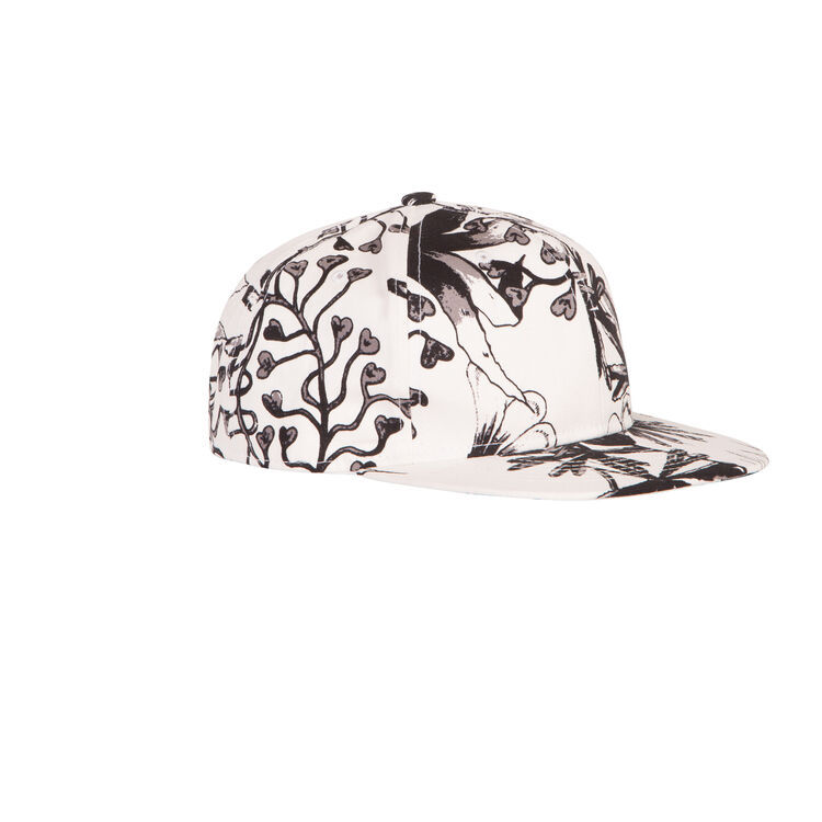 Cap : Gift with purchase color Print