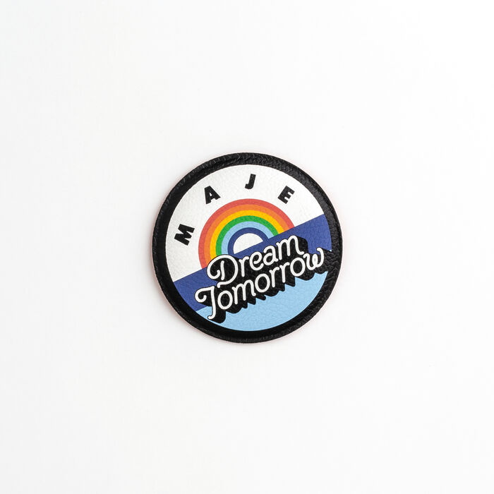 Patch Badge X 20 years : Urban color Multico