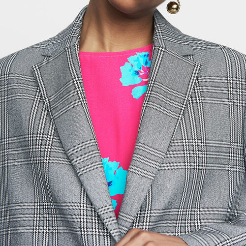 Suit jacket : Ready to wear color CARREAUX