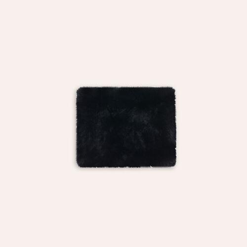 Rabbit collar : Accessoires color Black 210