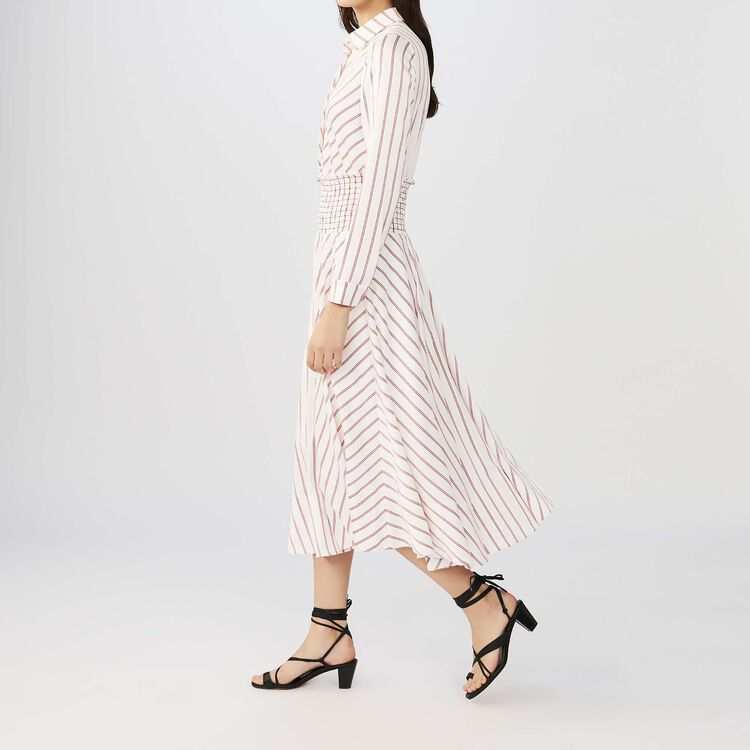 Revolve Striped Shirt Dress Dresses Maje