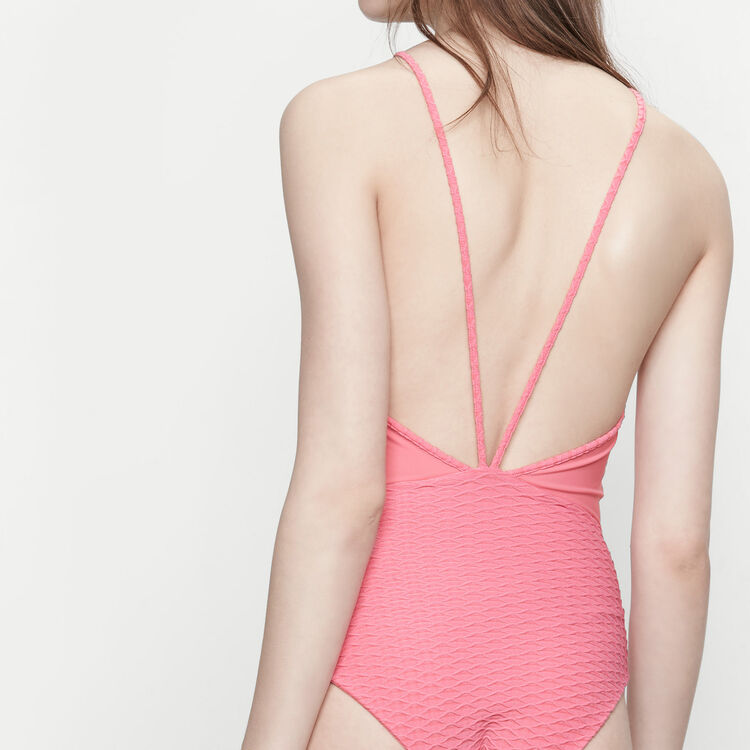 One-piece swimsuit : Low Prices color Pink