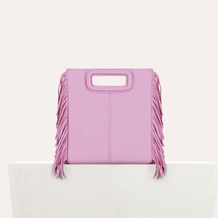 Lambskin M bag : M bags color LILAS