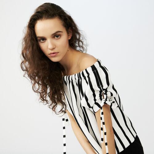 Striped top : Tops color Stripe