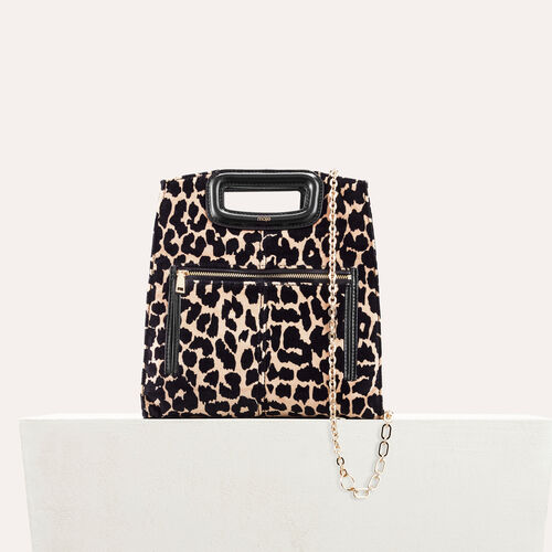 Leopard print bag : Bags color PRINTED
