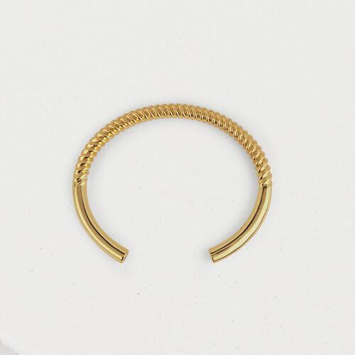 Weekly bracelet 6 : Jewelry color GOLD
