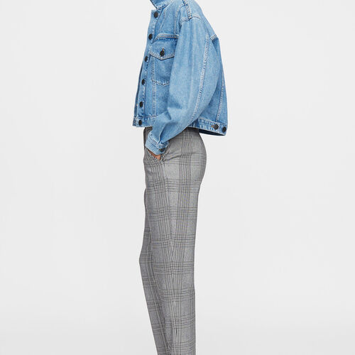Straight pants : Ready to wear color CARREAUX