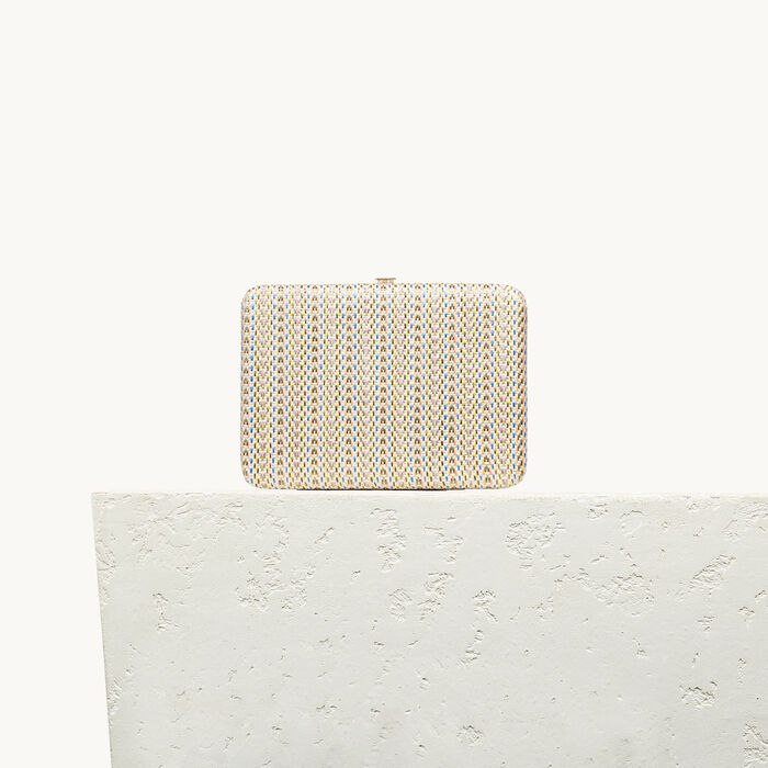 Clutch : Gift with purchase color Multi-Coloured