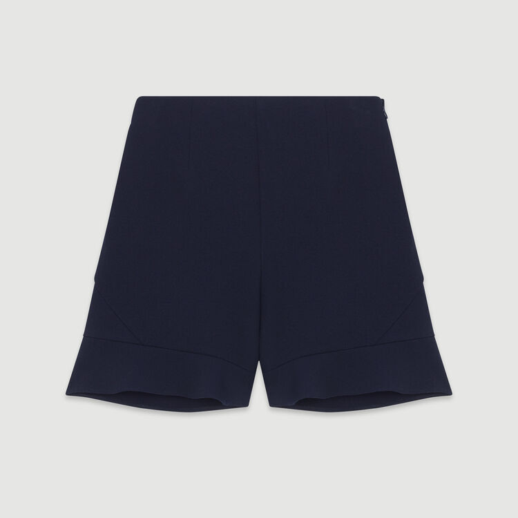 Ruffle shorts : New in : Summer Collection color Navy