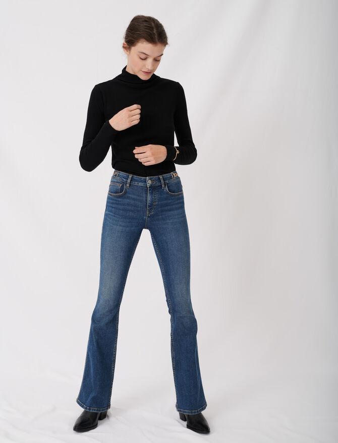 Long-sleeved sweater -  - MAJE