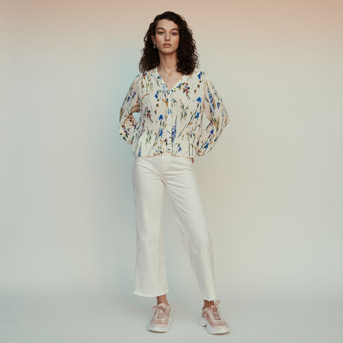 fe7d71cad5f36 Tops   Shirts - Collection - Ready to wear - Maje.com