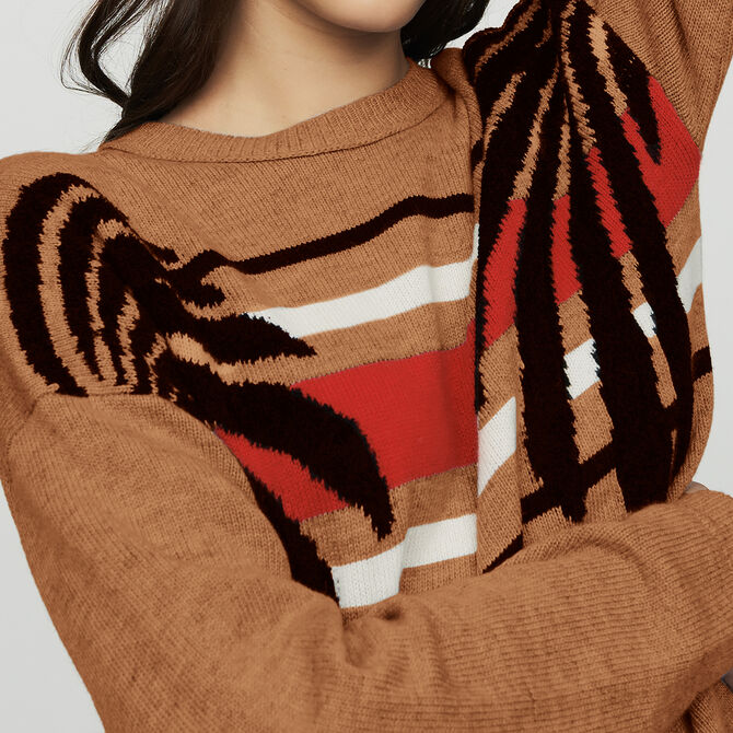 Long sleeves sweater - See all - MAJE
