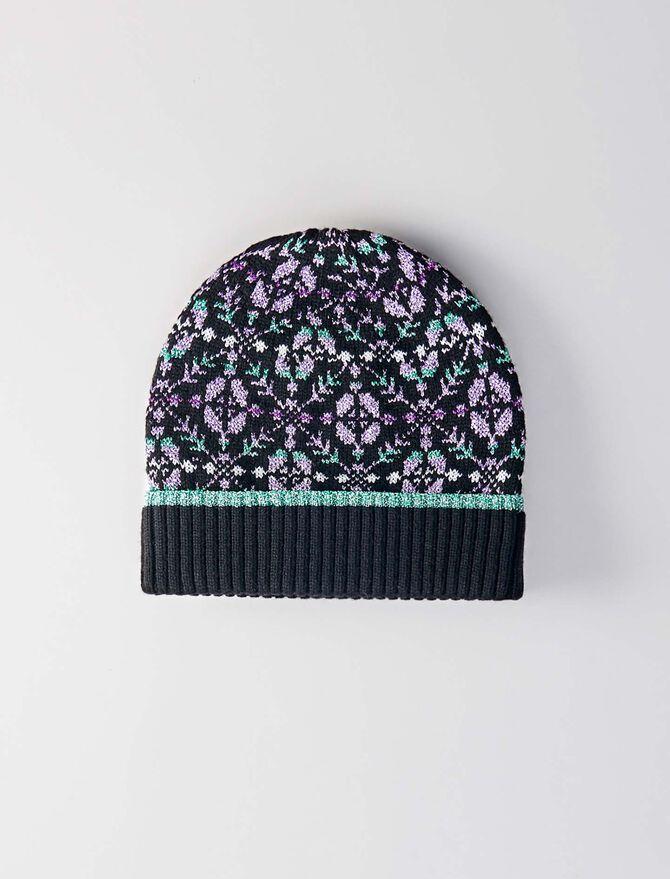 Wool cap -  - MAJE